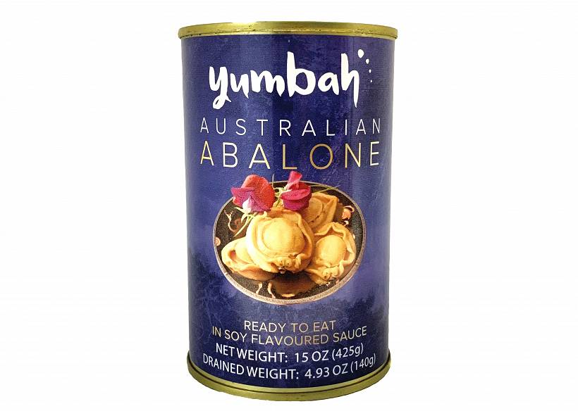 Yumbah Canned Abalone