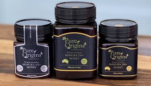 Pure Origins Manuka Honey