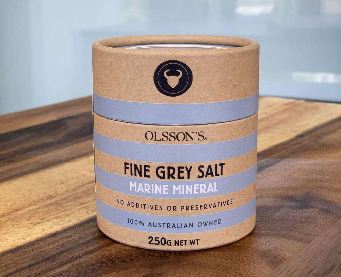 Olsson's Salt Range