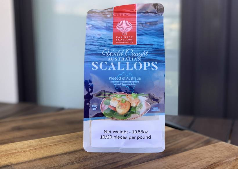 Far West Scallops